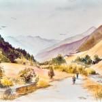 Vers Barèges Pyrénées