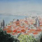 Vieux Nice - Les toits
