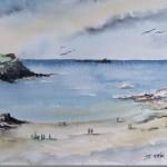 Stmalo plage de Bonsecours