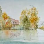 La Seine aux Andelys