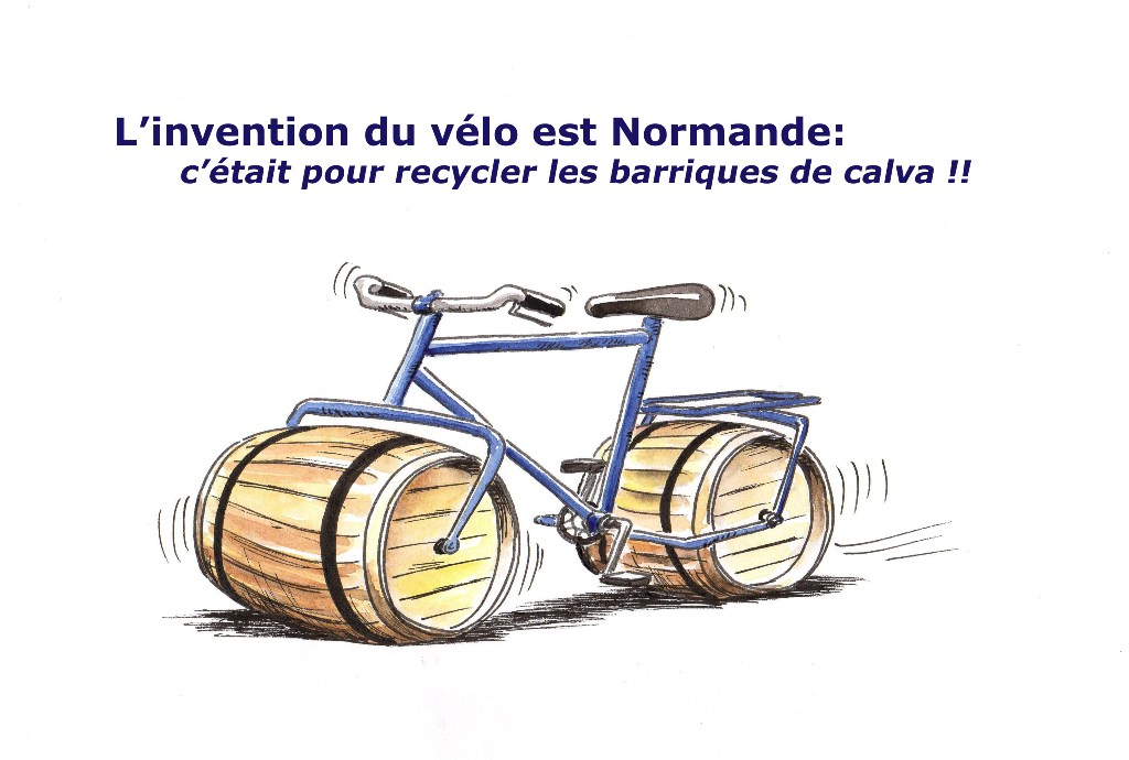 Dessins d humour christian colin - Dessin cycliste humoristique ...
