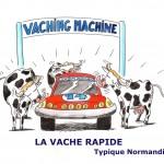 Automobile - La vache rapide