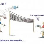 Badminton en Normandie