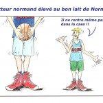 Basket en Normandie