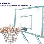 Basket - Panier de crabes