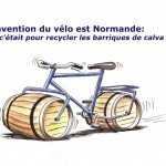 Cyclisme - Invention du vélo normand