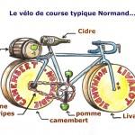 Cyclisme - Vélo de course normand