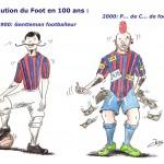Foot - 100 ans