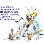 Foot féminin 2013