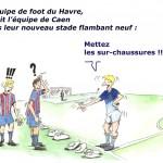 Foot - Nouveau stade de foot