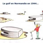 Golf en 1944