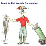 Golf en Normandie