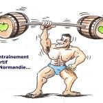 Haltérophilie - L'entrainement normand
