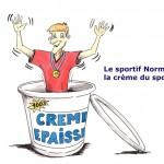 Sport en général - Sportif normand