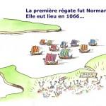 Voile - Régate normande