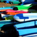 Couleurs barques