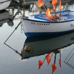 Barque du soir