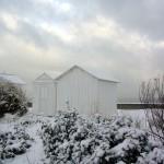 Cabines et neige