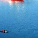 Reflets bateau