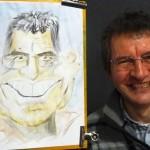 Caricature aquarelle 3